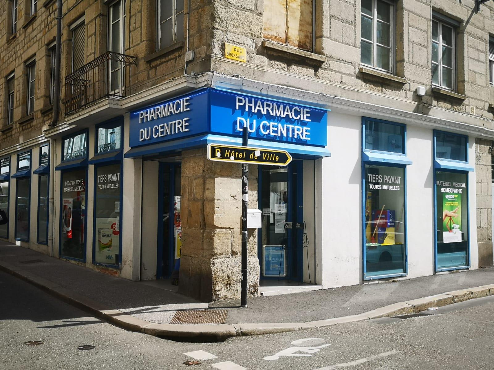 Pharmacie de Garde à Saint-Etienne
